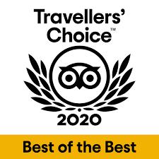 Tripadvisor Travellers' Choice Award!